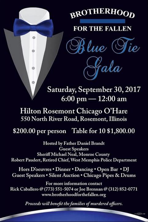 Blue Tie Gala