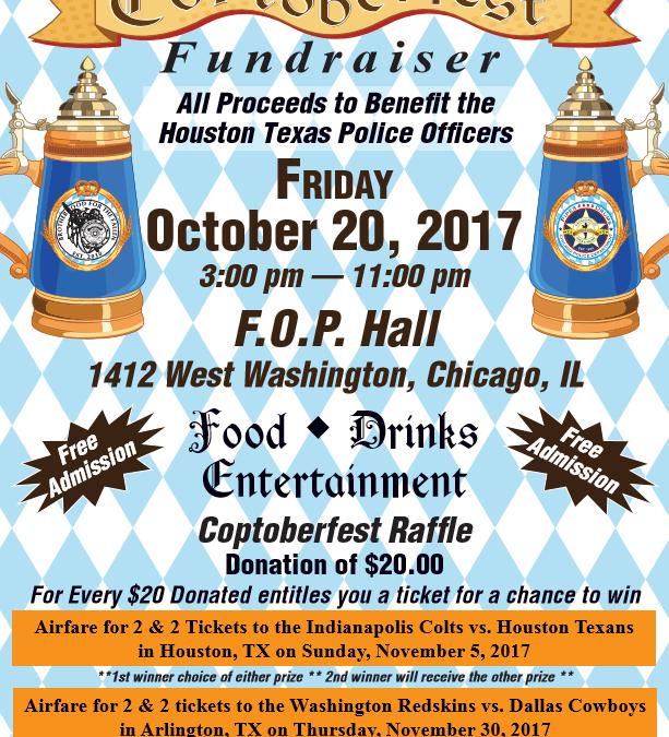 Coptoberfest – October 20, 2017