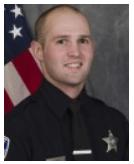Police Officer Jaimie Cox