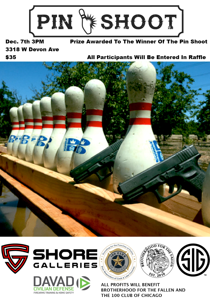 Pin Shoot Event