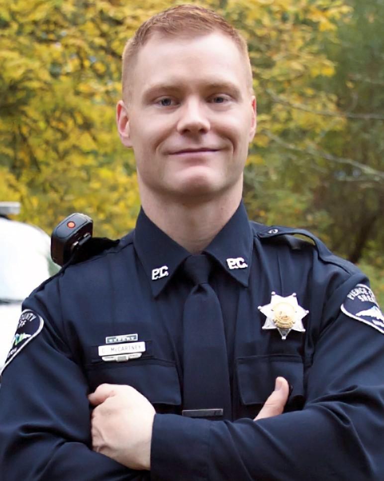 Deputy Sheriff Daniel A. McCartney