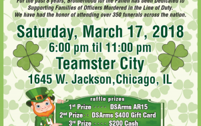 St. Patrick's Day Fundraiser – March 17