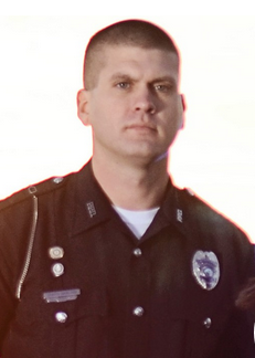 Police Officer Scotty Hamilton