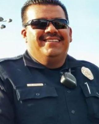 """Police Officer Jesus """"Chuy"""" Cordova"""