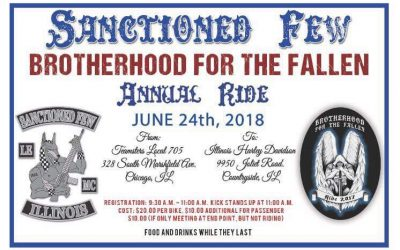 Sanctioned Few Annual Ride – June 24
