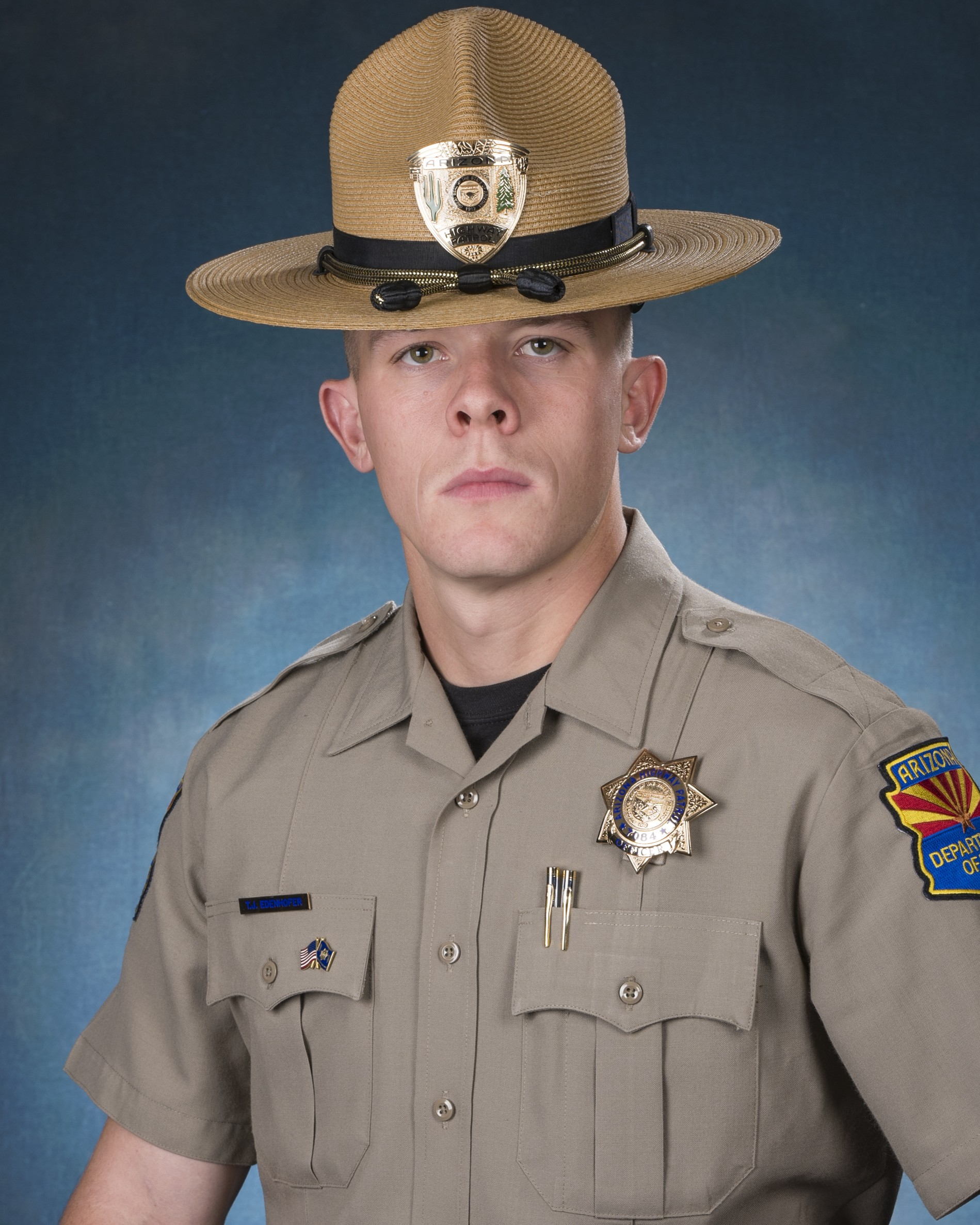 Trooper Tyler James Edenhofer