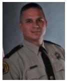 Deputy Sheriff Mark Burbridge