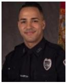 Police Officer Matthew Scott Baxter