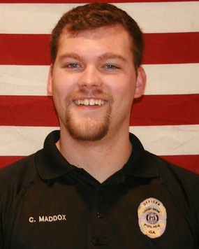 Police Officer Chase Maddox