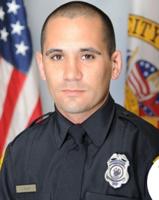 Police Officer Justin Taylor Billa