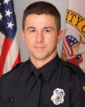 Police Officer Sean Paul Tuder