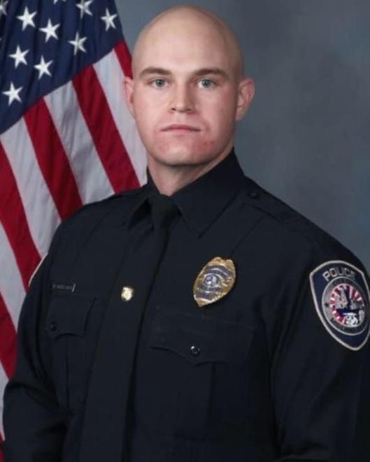 Police Officer Nathan Hayden Heidelberg