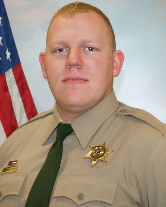 Deputy Sheriff Justin Richard DeRosier