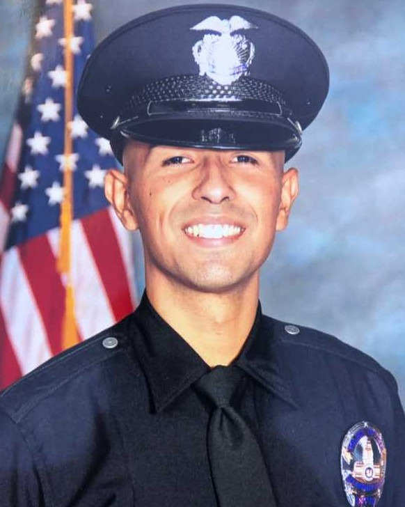 Police Officer Juan Jose Diaz