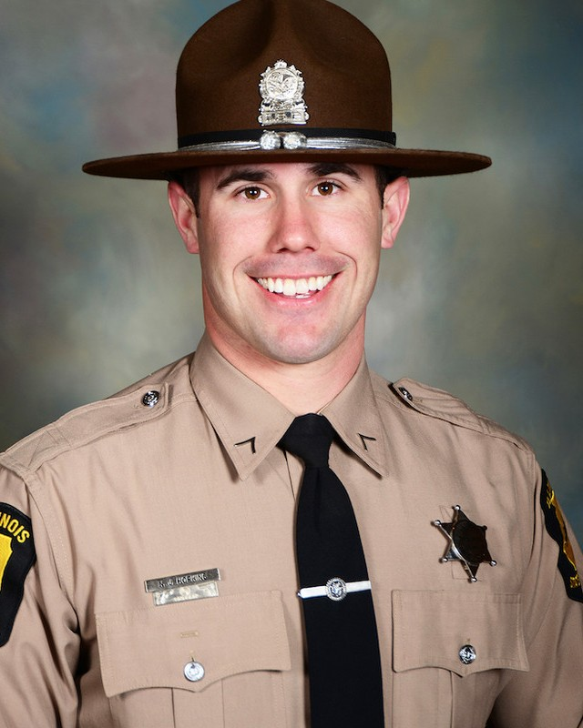 Trooper Nicholas J. Hopkins