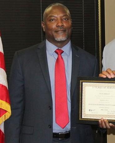 Investigator Cecil Ridley