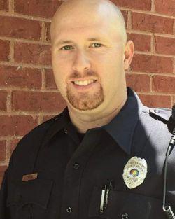 K-9 Officer Nicholas Daniel O'Rear