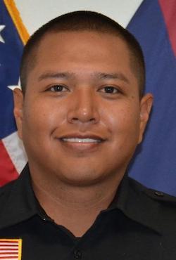 Officer David Wesley Kellywood